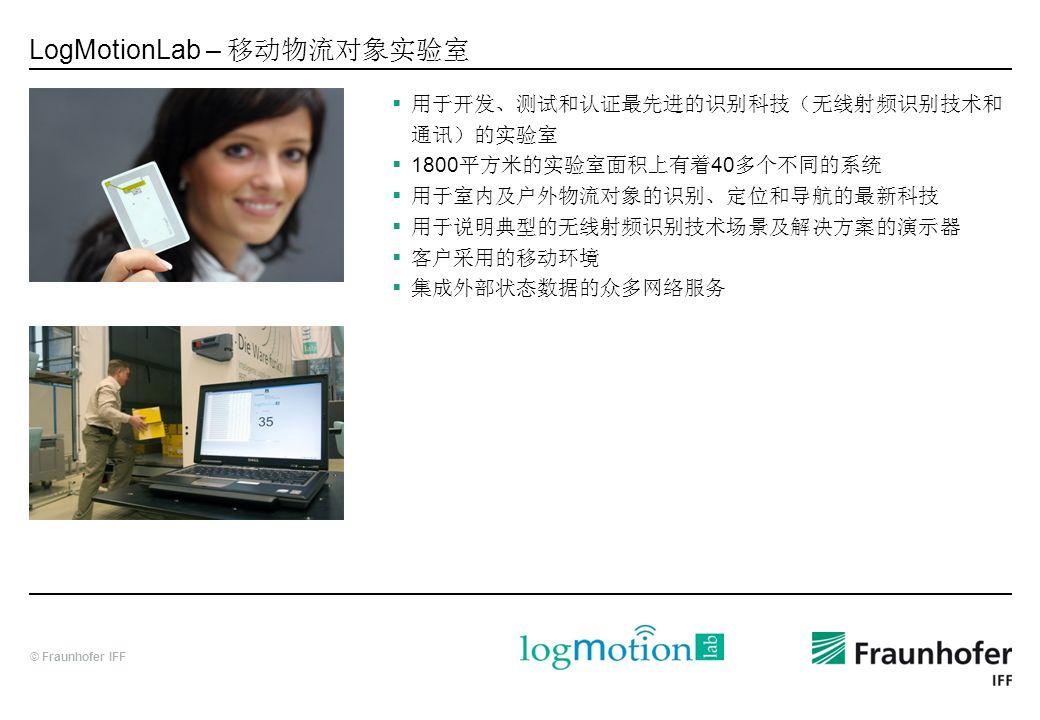 LogMotionLab – 移动物流对象实验室