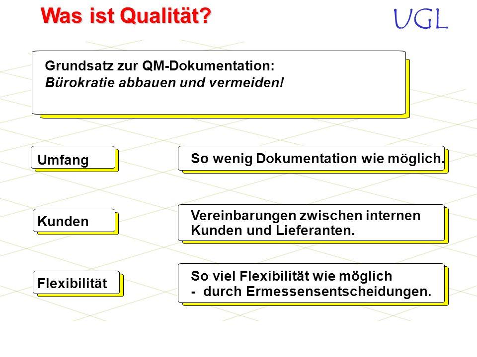 Grundsatz zur QM-Dokumentation: Bürokratie abbauen und vermeiden!