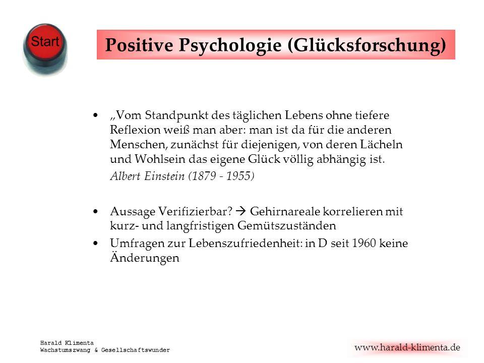 Positive Psychologie (Glücksforschung)