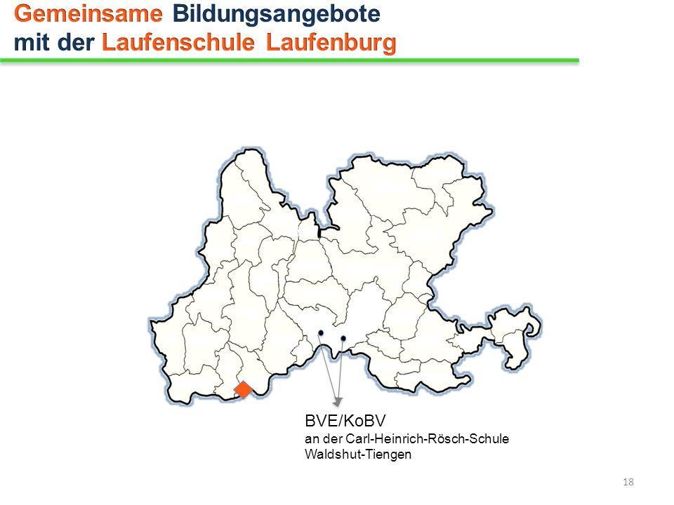 Gemeinsame Bildungsangebote mit der Laufenschule Laufenburg