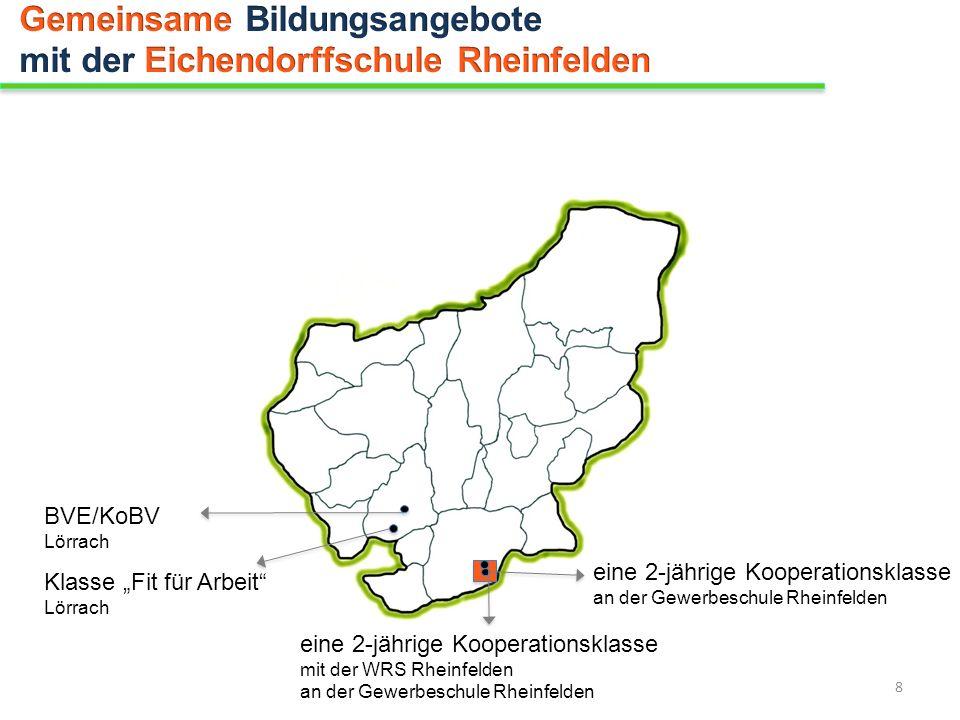 Gemeinsame Bildungsangebote mit der Eichendorffschule Rheinfelden