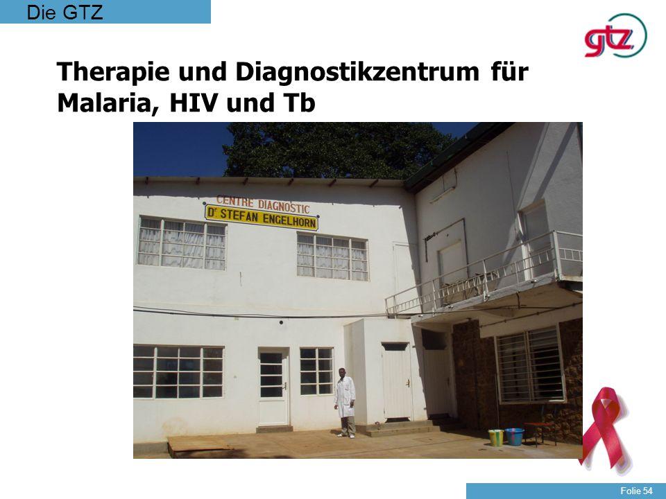 Therapie und Diagnostikzentrum für Malaria, HIV und Tb