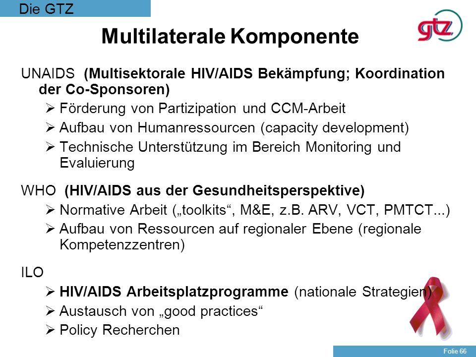 Multilaterale Komponente