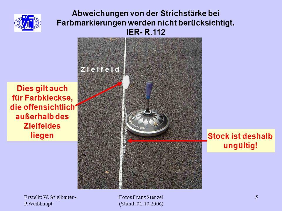 Fotos Franz Stenzel (Stand: 01.10.2006)