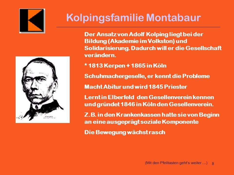 Kolpingsfamilie Montabaur