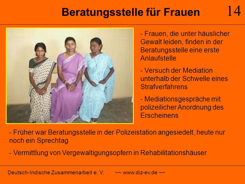 Beratungsstelle für Frauen