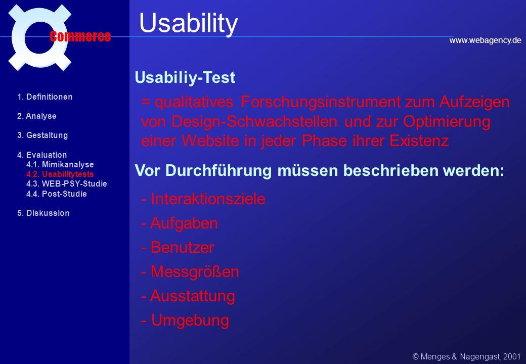 Usability ¤ Usabiliy-Test