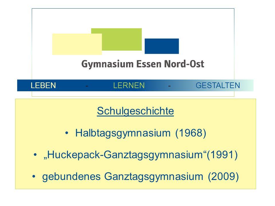 """""""Huckepack-Ganztagsgymnasium (1991)"""