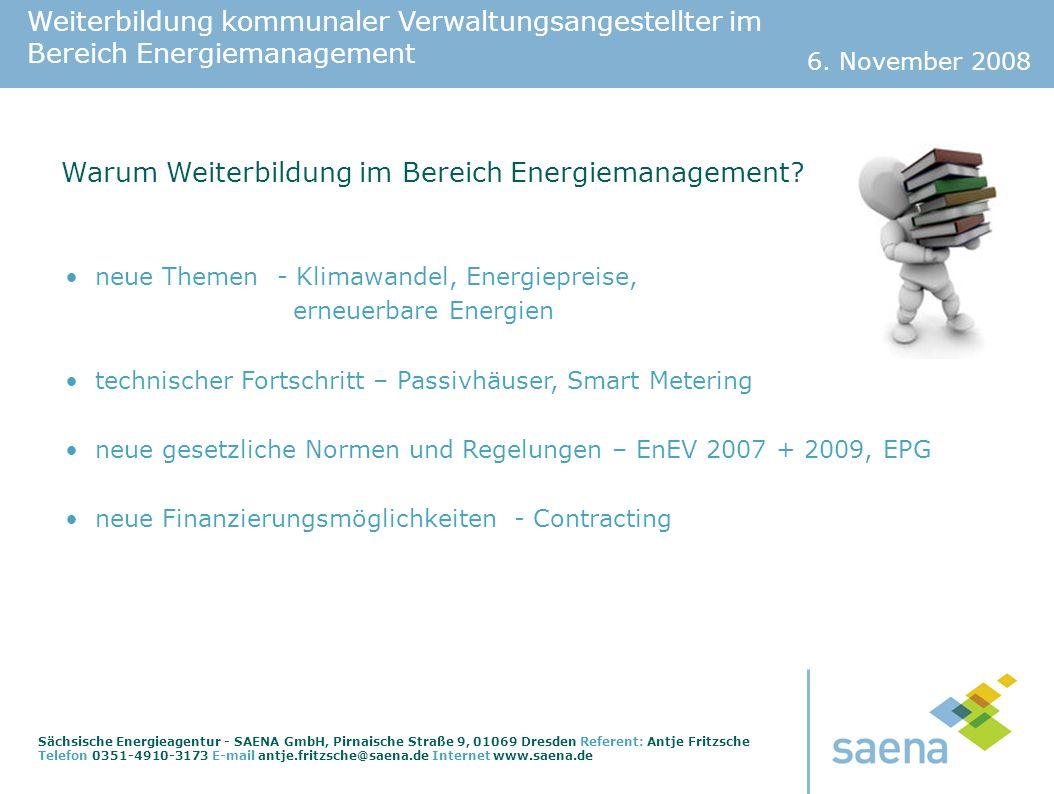 Warum Weiterbildung im Bereich Energiemanagement