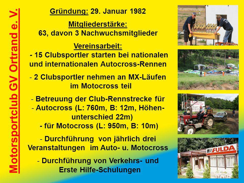 Motorsportclub GV Ortrand e. V.