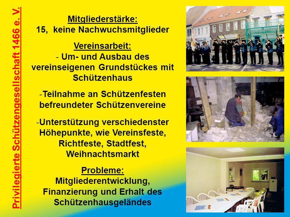 Privilegierte Schützengesellschaft 1466 e. V.