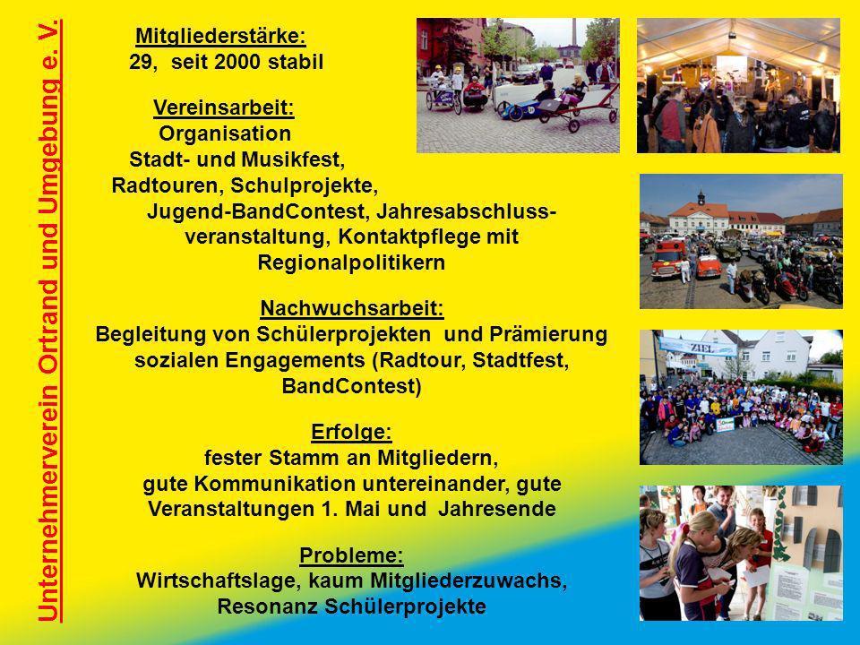 Unternehmerverein Ortrand und Umgebung e. V.