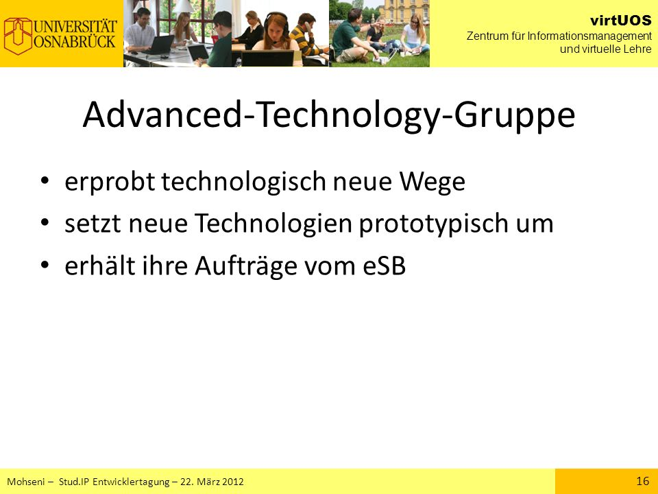 Advanced-Technology-Gruppe
