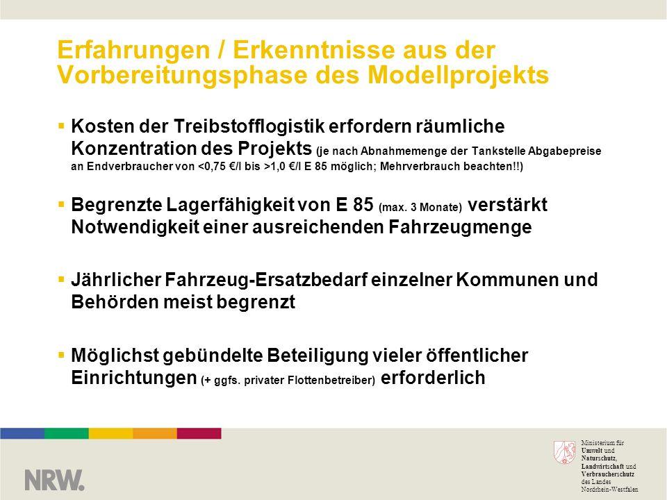 konzept f r die modellhafte erprobung von e 85 in nordrhein westfalen ppt herunterladen. Black Bedroom Furniture Sets. Home Design Ideas