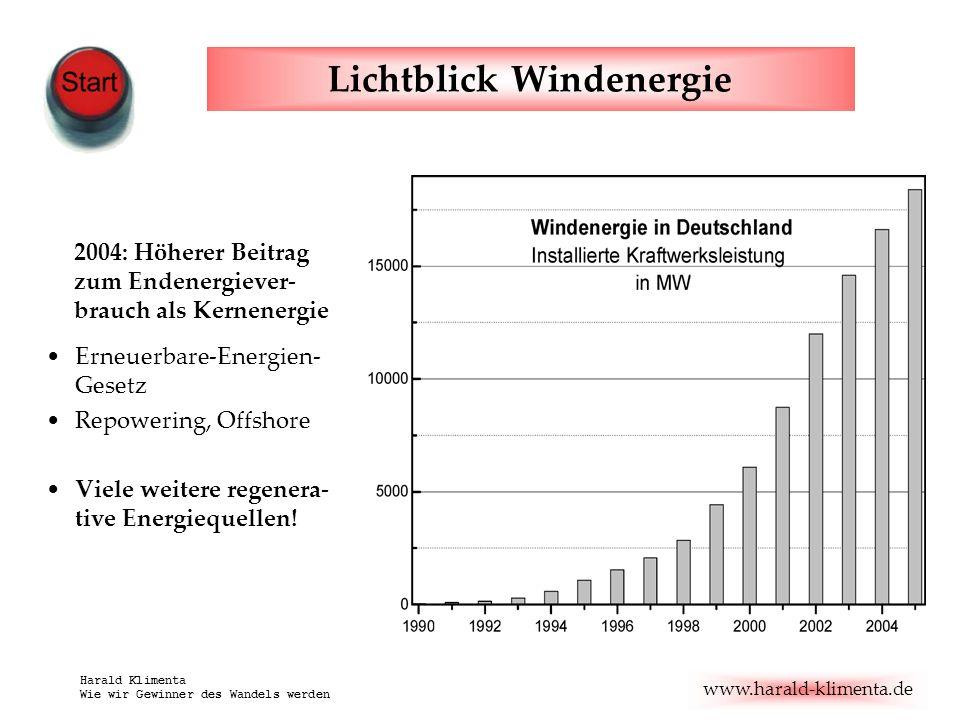 Lichtblick Windenergie