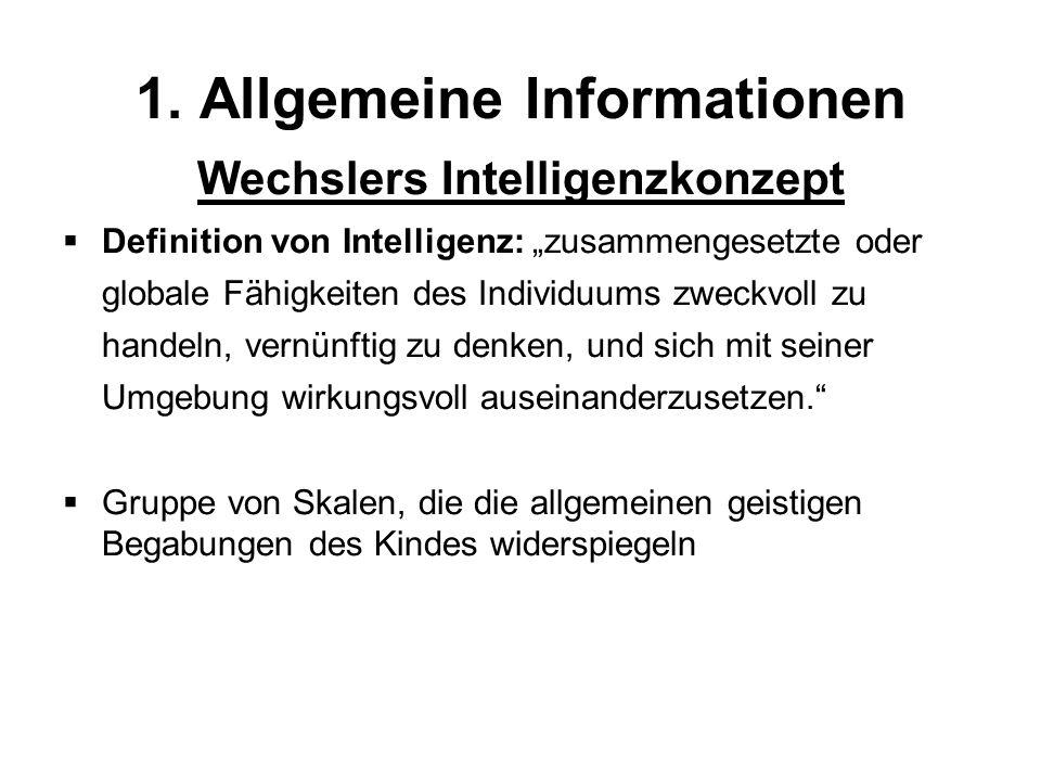 1. Allgemeine Informationen