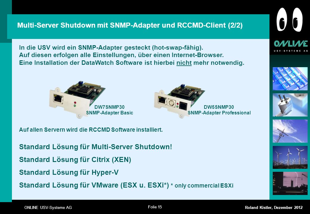 SNMP-Adapter Professional