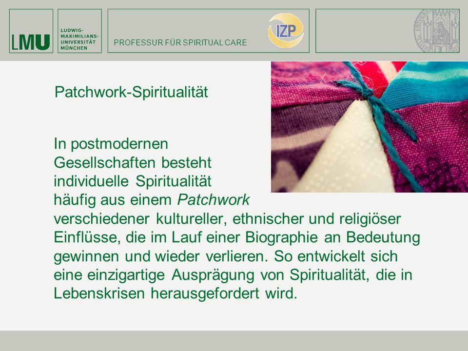 Patchwork-Spiritualität