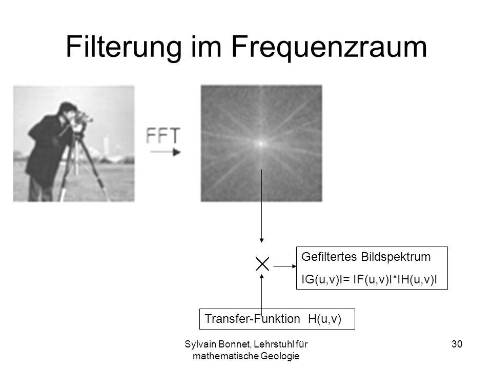 Filterung im Frequenzraum