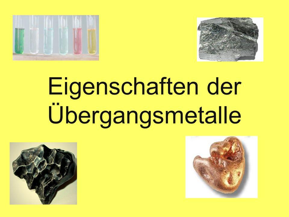Eigenschaften der bergangsmetalle ppt video online - Eigenschaften der fabeltiere ...
