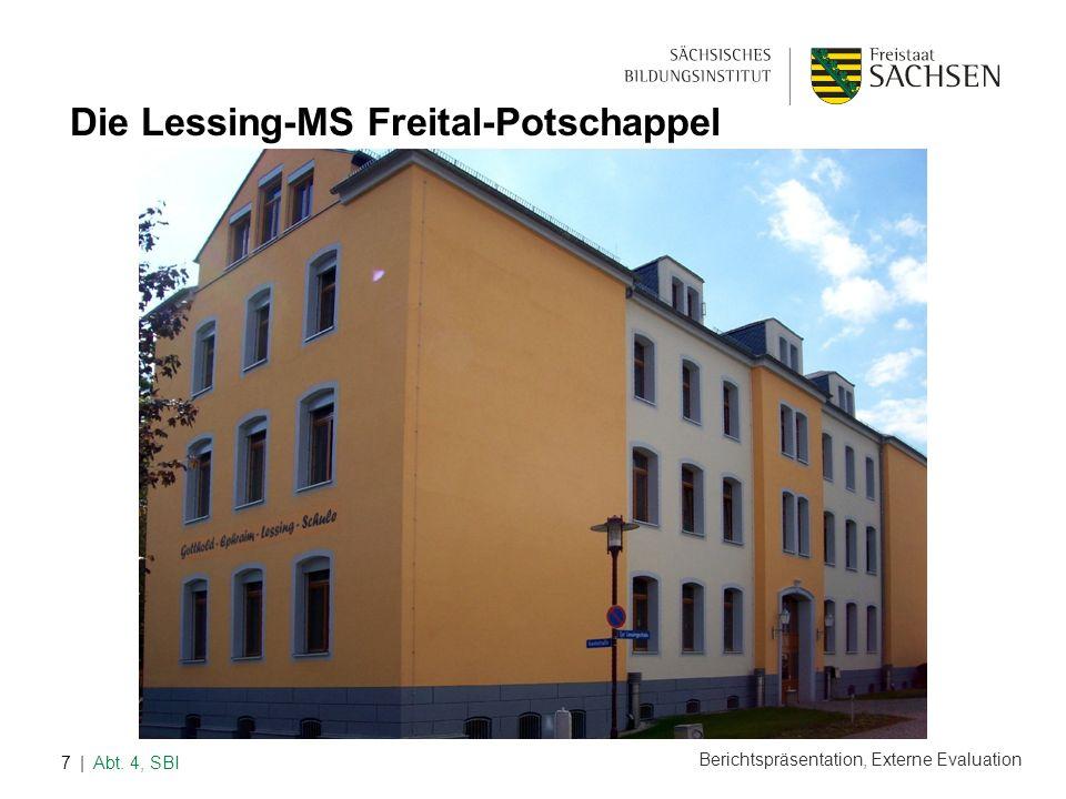 Die Lessing-MS Freital-Potschappel
