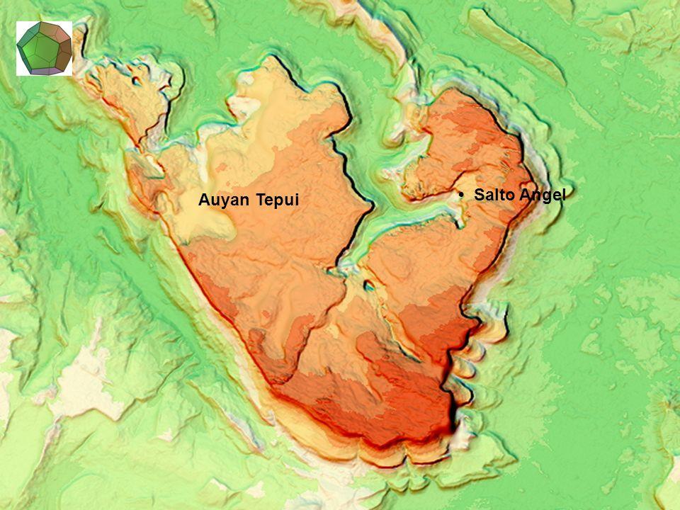 • Salto Angel Auyan Tepui