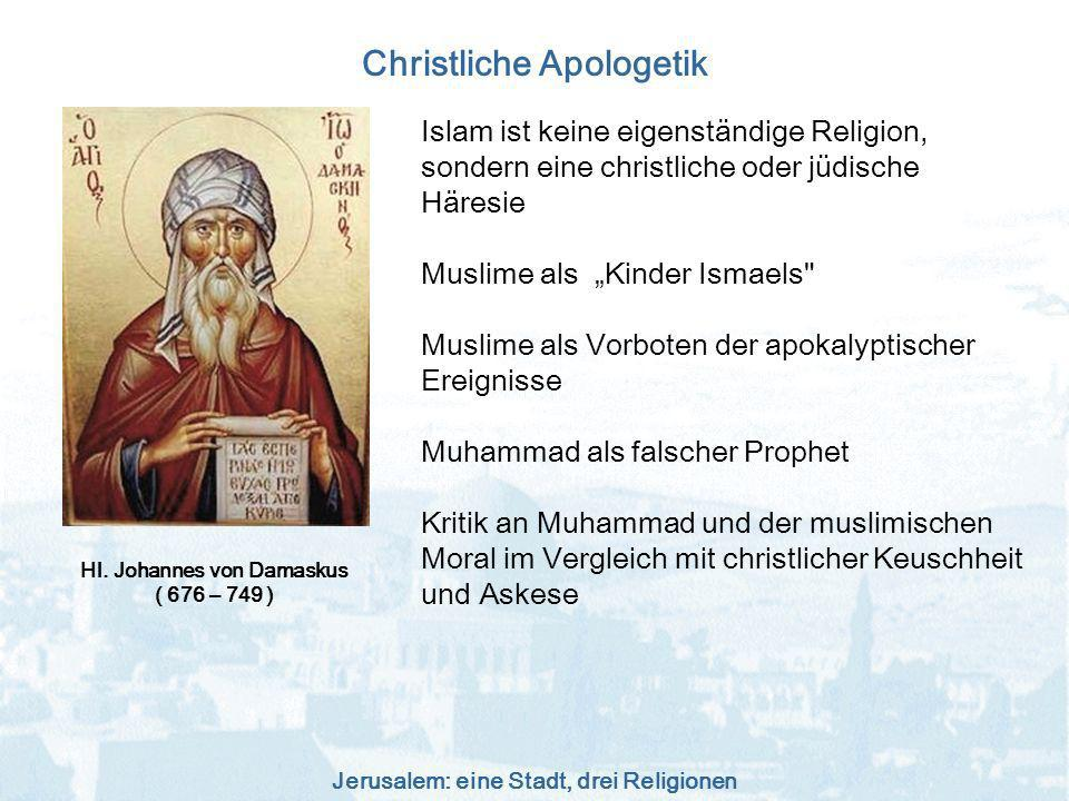 Christliche Apologetik