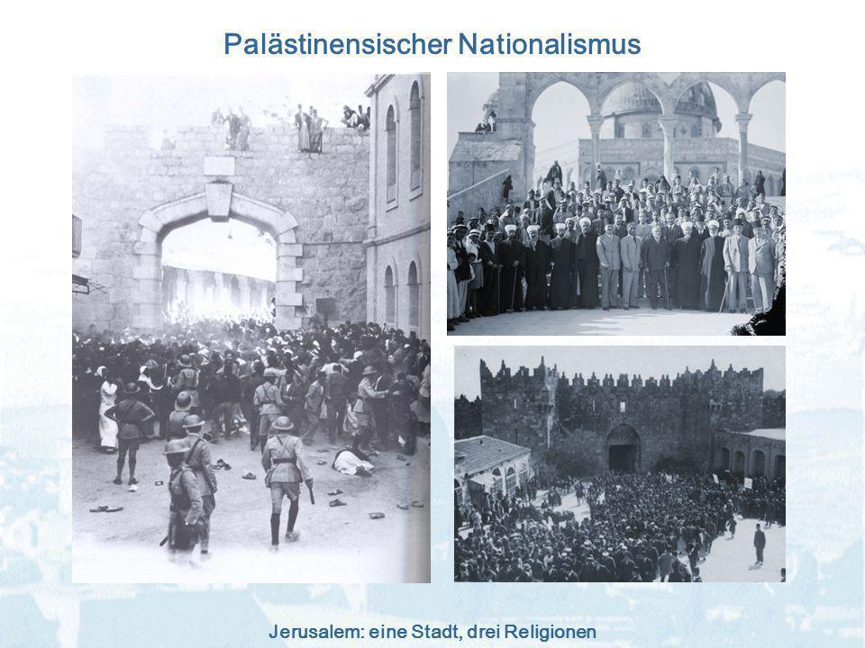 Palästinensischer Nationalismus