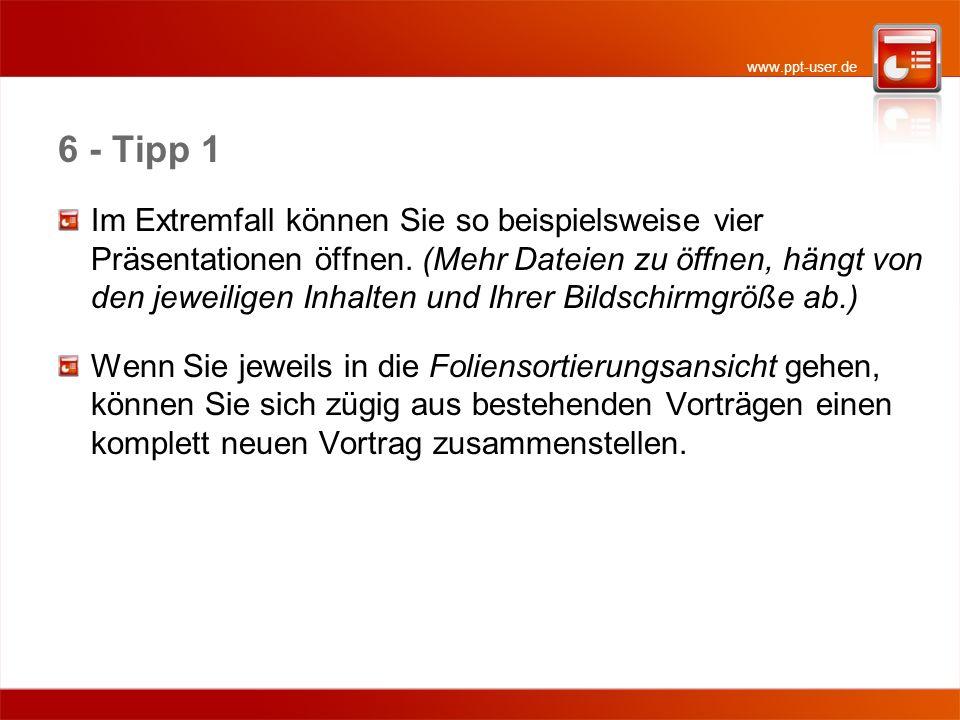 6 - Tipp 1
