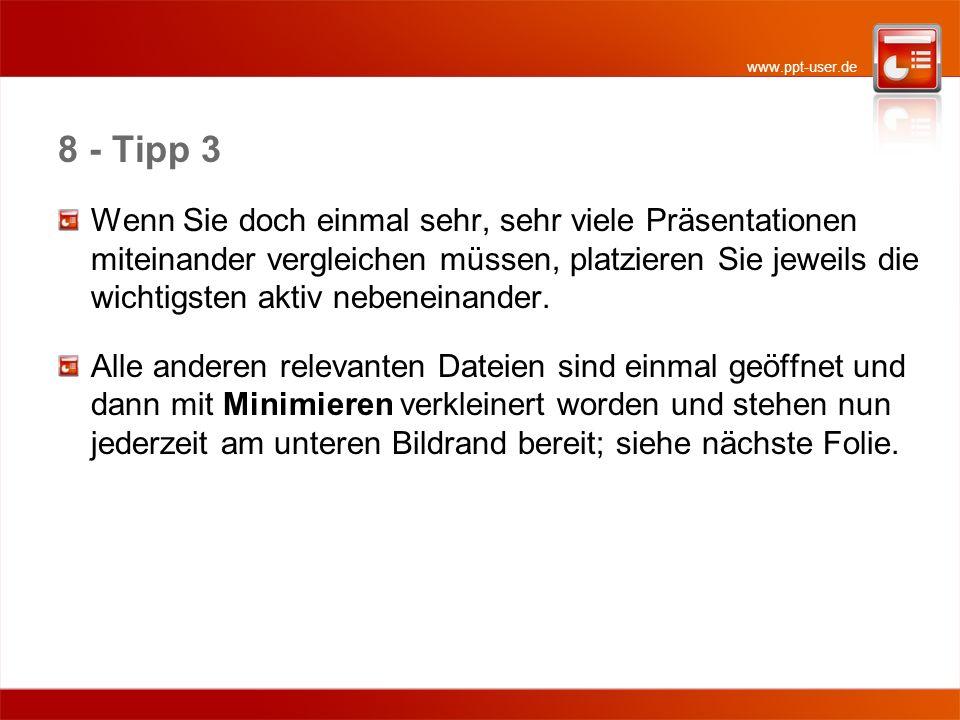8 - Tipp 3