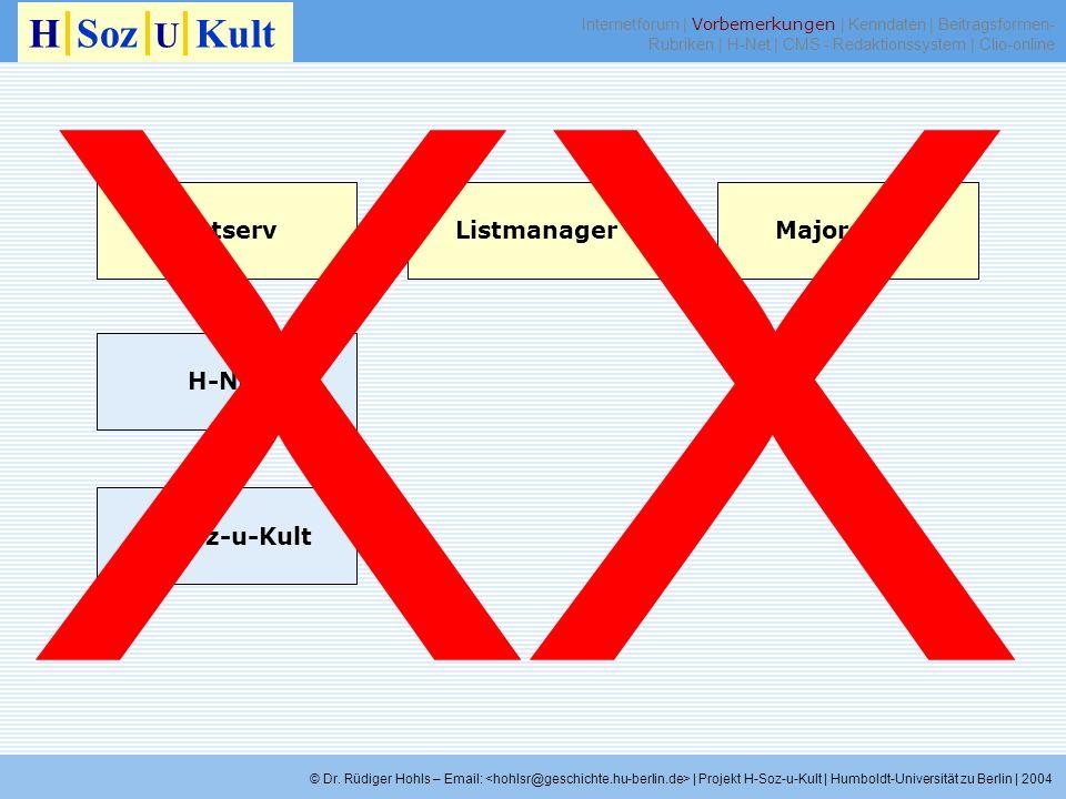 XX H Soz U Kult Listserv Listmanager Majordomo H-Net H-Soz-u-Kult