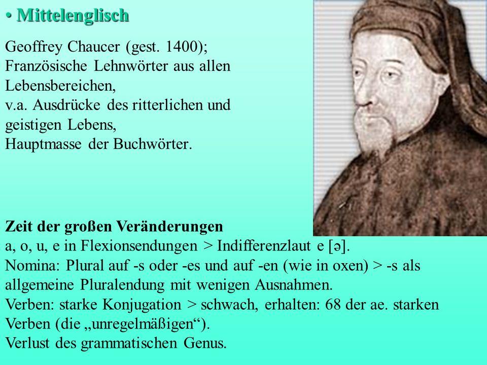 Mittelenglisch