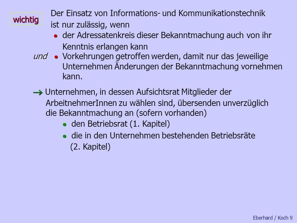 Der Einsatz von Informations- und Kommunikationstechnik