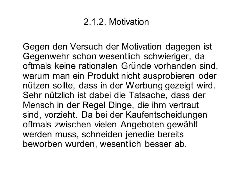 2.1.2. Motivation