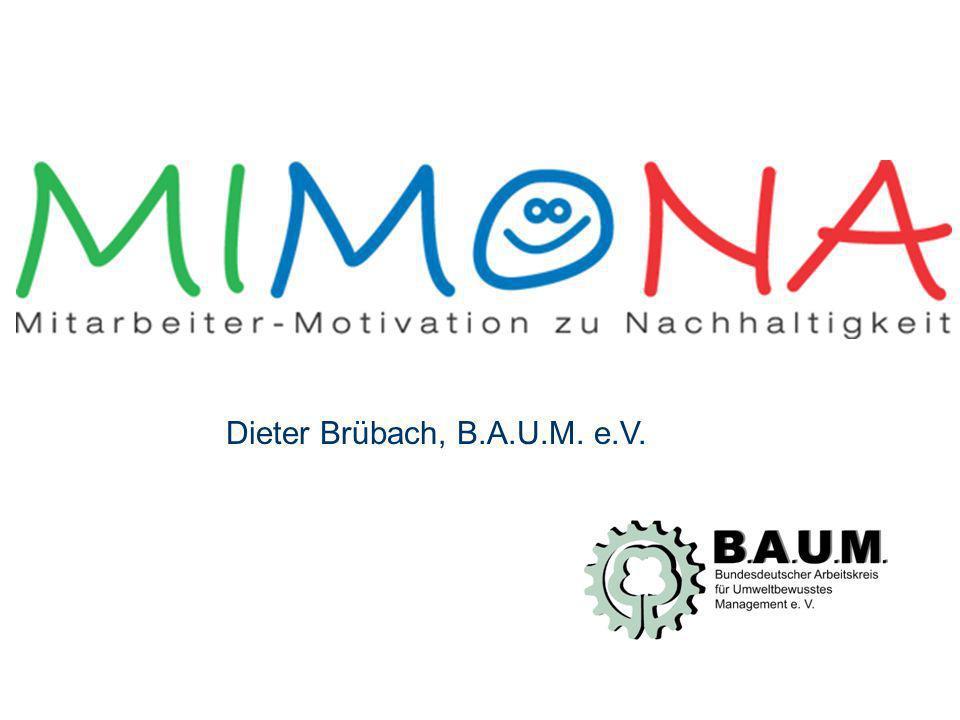 Dieter Brübach, B.A.U.M. e.V.