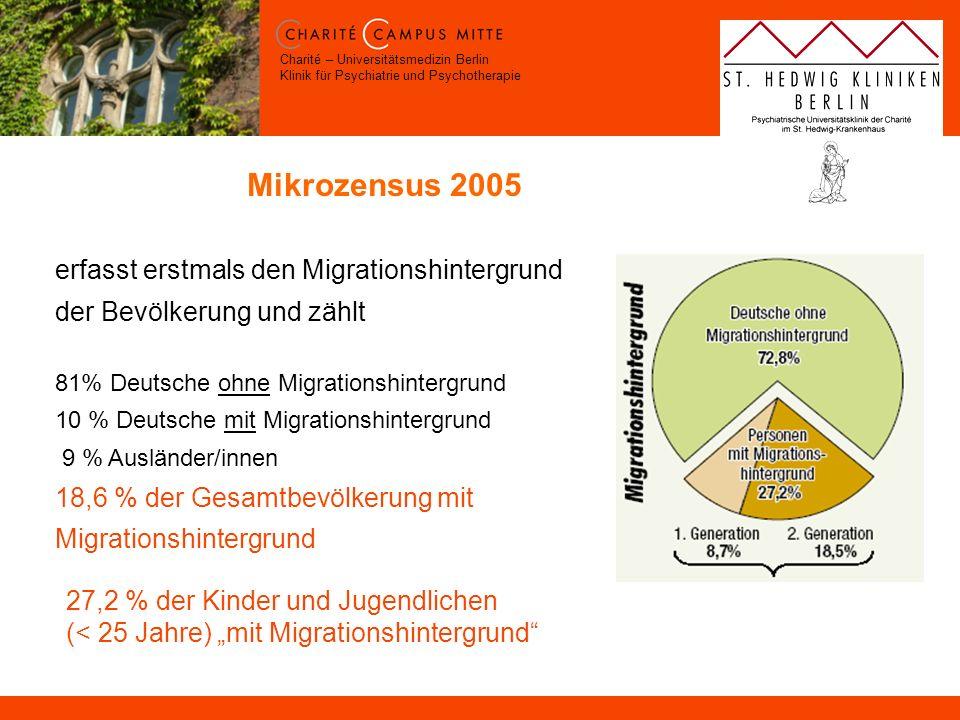 erfasst erstmals den Migrationshintergrund