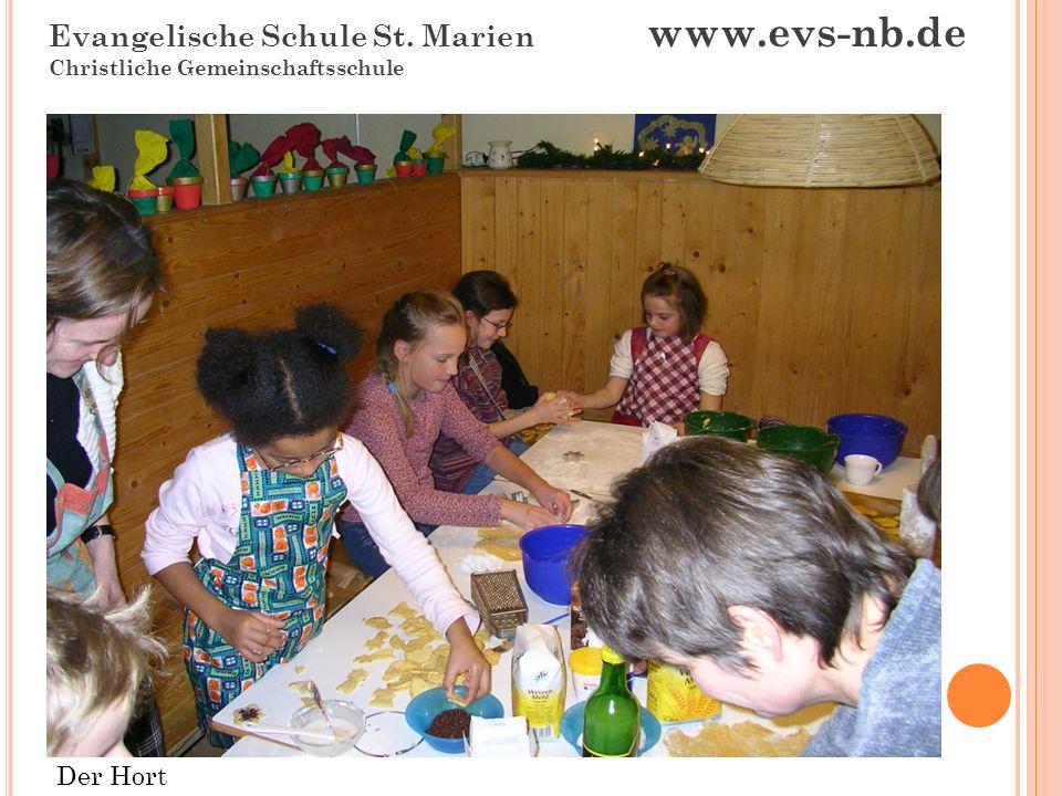 Evangelische Schule St. Marien www.evs-nb.de