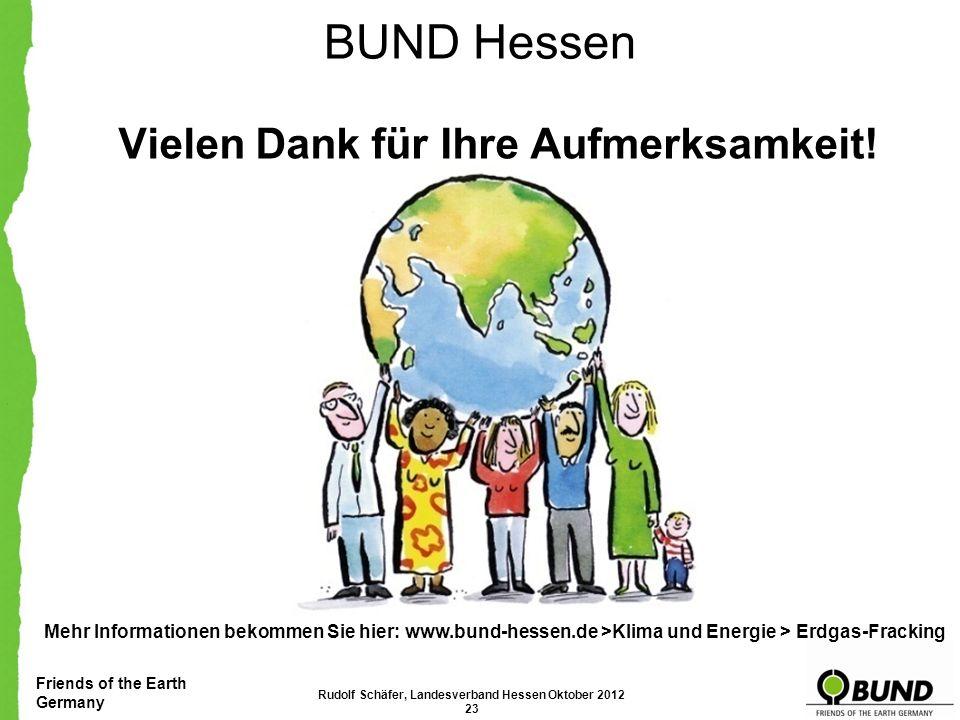 BUND Hessen Vielen Dank für Ihre Aufmerksamkeit!