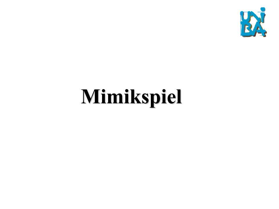 Mimikspiel