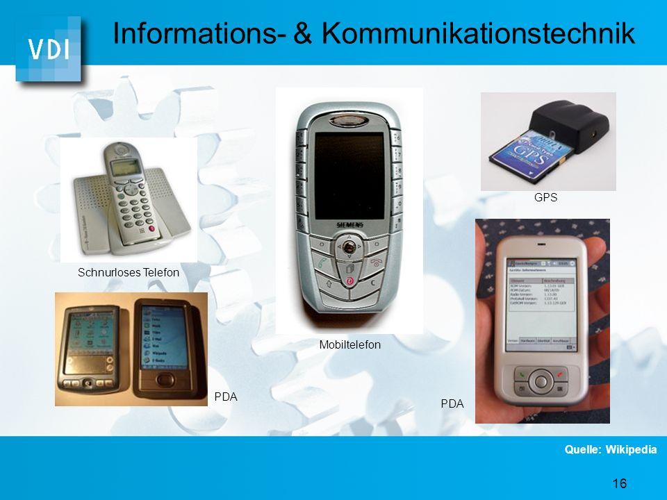 Informations- & Kommunikationstechnik