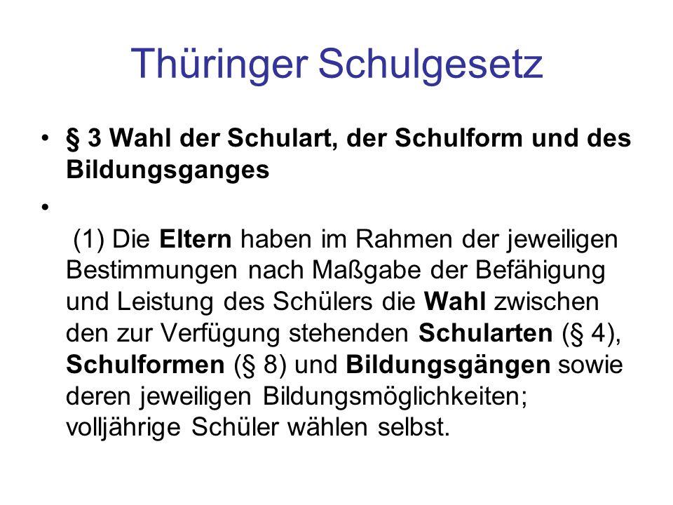 Thüringer Schulgesetz
