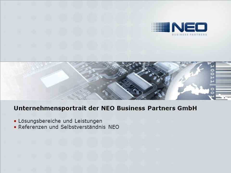 Unternehmensportrait der NEO Business Partners GmbH