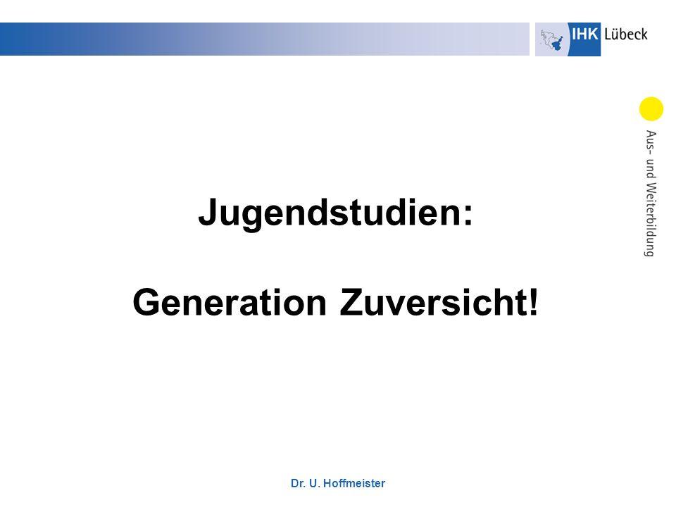 Generation Zuversicht!