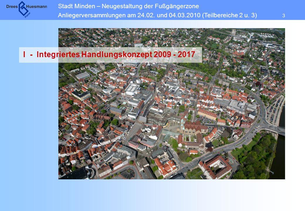 I - Integriertes Handlungskonzept 2009 - 2017