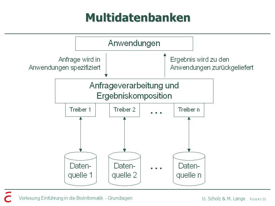 Multidatenbanken