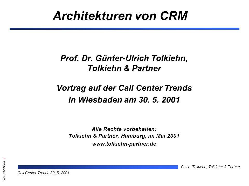 Alle Rechte vorbehalten: Tolkiehn & Partner, Hamburg, im Mai 2001