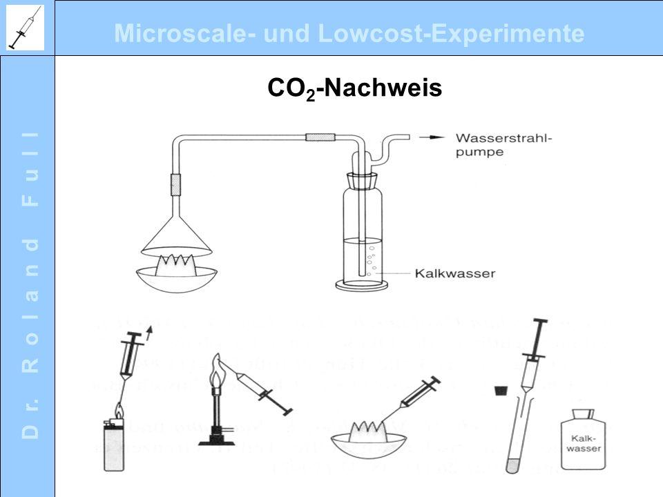 CO2-Nachweis