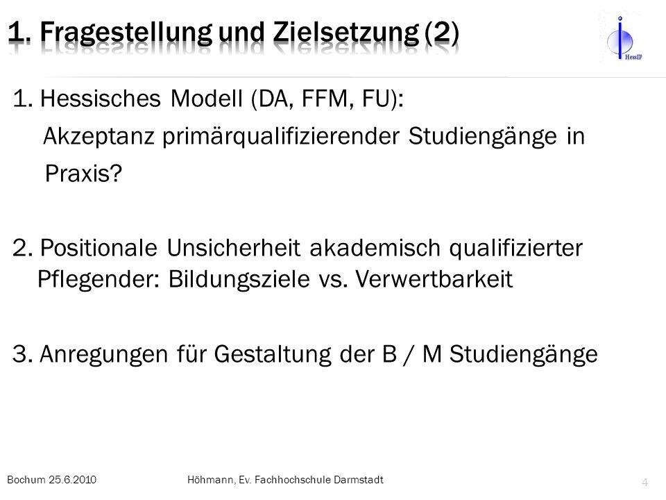 1. Fragestellung und Zielsetzung (2)