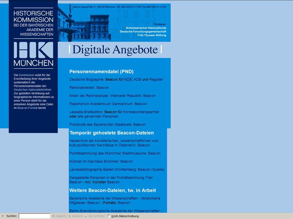 http://www.historische-kommission-muenchen-editionen.de/pnd.html http://www.historische-kommission-muenchen-editionen.de/pnd.html.