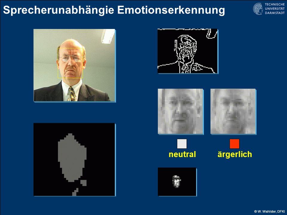 Sprecherunabhängie Emotionserkennung